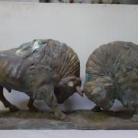 Bronze Restaurierung Metallrestaurierung Dresden