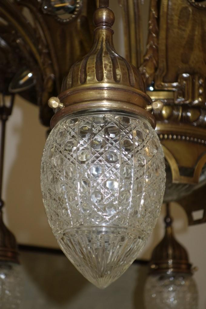Jugendstil lampenglas antike lampengl ser antike lampen for Antike lampen