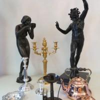 Metall restaurieren Antiquitäten restaurieren