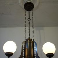 VERKAUF-Nr.03 Jugendstil Lampe Deckenlampe