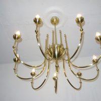 VERKAUF-Nr.4 Art Deco Kronleuchter Deckenlampe