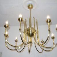 VERKAUF-Nr.4 Art DecVERKAUF-o Kronleuchter Deckenlampe