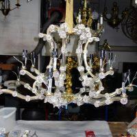 antike Lampen elektrifizieren