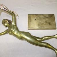 Messing Skulptur zum Löten