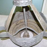 Antike Lampen reparieren